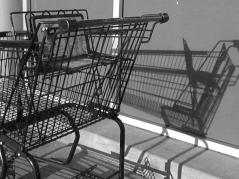 empty shopping cart