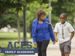 ACES Family Academies participants