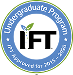 Undergraduate program IFT approved for 2015-2020