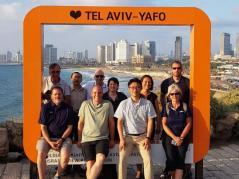 Israel delegation