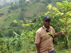 NRES PhD Student Festus Amadu