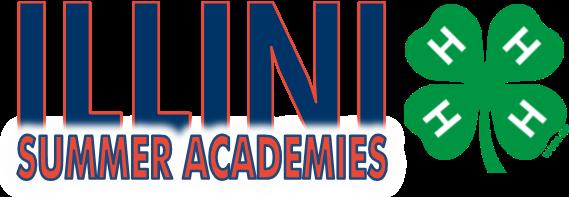 Illini Summer Academies 2015 header