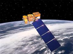 Landsat satellite
