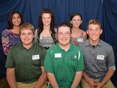 Legacy Scholarship group