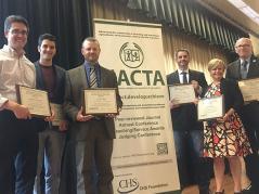 NACTA Awardees