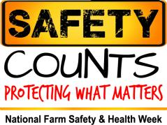 National Farm Safety and Health Week September 21-27, 2014