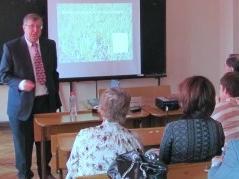 Olson seminar at Moscow State University