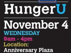 Hunger U graphic