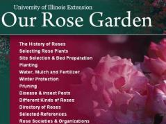 Rose Garden website